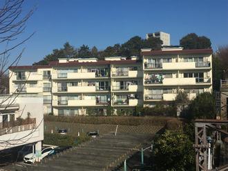 瀬田サンケイハウスの外観