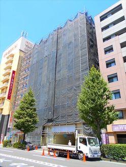 リリファ横濱山下町の外観