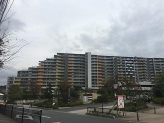 鎌倉グランマークスの外観