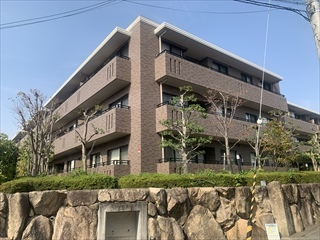 グランステイツ豊中本町寿楽荘の外観