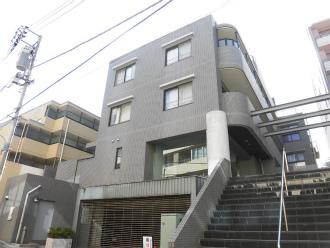コム戸山台の外観
