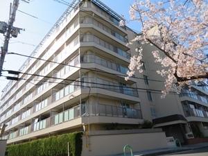 コボリマンション南茨木の外観