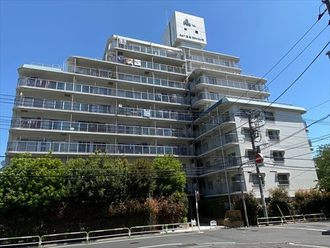 ニュー田端スカイハイツの外観