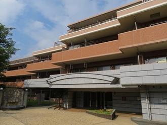 グランシティレイディアント横濱三ツ境の外観
