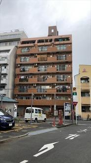 横浜ダイヤモンドマンションの外観