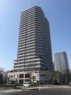 ニューシティ東戸塚タワーズシティファーストの外観