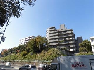 ヒルトップ横浜東寺尾の外観