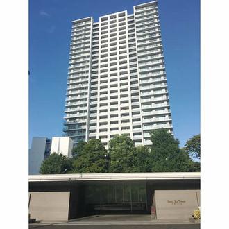グランドミッドタワーズ大宮フォレストタワーの外観