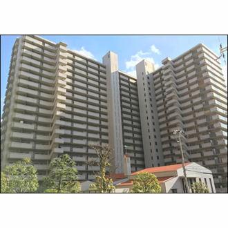 グレーシィ須磨アルテピアIII番街2期棟の外観