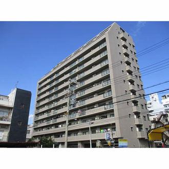 メロディーハイム阪神尼崎の外観