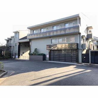 東急ドエル・プレステージ鎌倉由比ヶ浜の外観