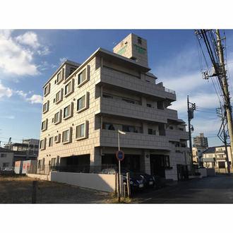 キャッスルマンション戸田駅前の外観