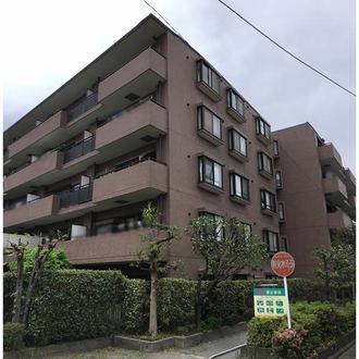 ガーデンハイツ調布・柴崎の外観