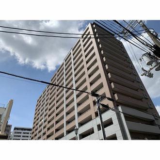 イトーピア阿倍野松崎町常盤通りの外観