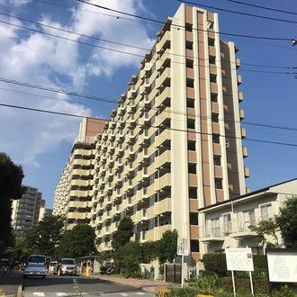 ハイタウン塩浜第弐 29号棟の外観