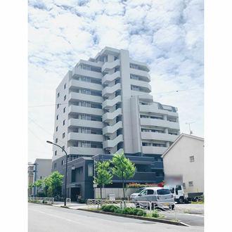 レーベンシティオ リスタイル東京亀戸の外観