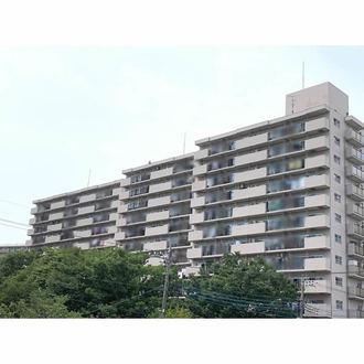 横浜鶴ヶ峰ビューハイツの外観