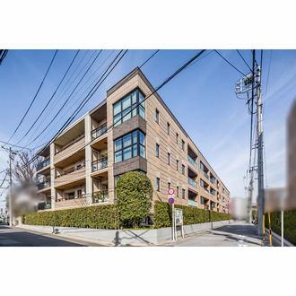 パークコート渋谷大山町 ザ・プラネ 清邸の外観