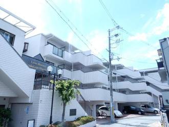 ライオンズマンション豊中上野東第二の外観