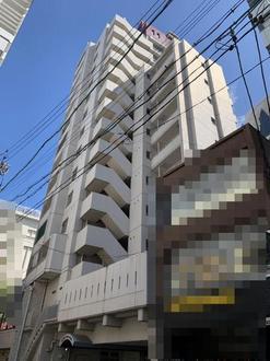 シーアイマンション南大津の外観