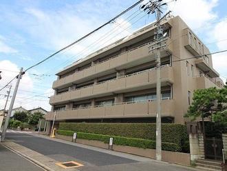 桜本町シティハウスの外観