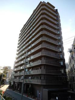 デュアル江坂広芝町の外観