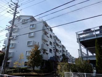 アーバンラフレ志賀壱四号棟の外観