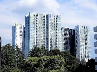 ワールドシティタワーズ キャピタルタワーの外観