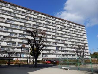 島田橋住宅の外観