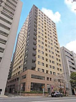 ブロードシティ東京の外観