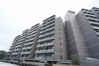 横浜星の丘ビューシティーの外観