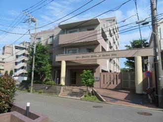 ライオンズマンション湘南台ガーデンシティの外観