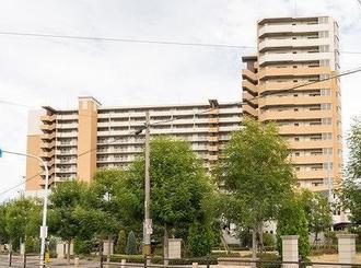 シティオアシス東三国の外観
