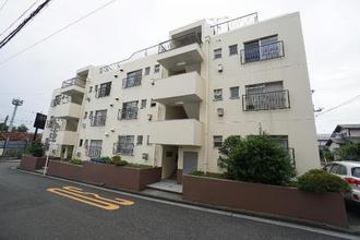 新桜ケ丘コーポの外観
