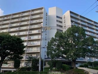 須磨・名谷ハウスの外観