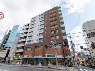 アイマークス横浜桜木町の外観