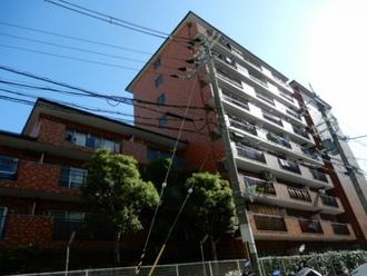 ライオンズマンション第六江坂の外観