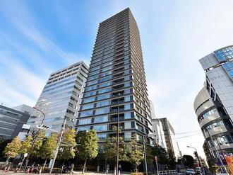 東京ベイシティタワーの外観