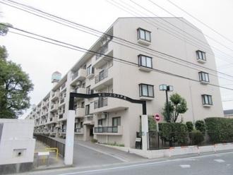サニーハウス戸田1番館の外観