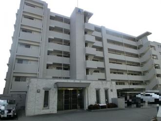 アルファシティ神戸五色山壱番館の外観