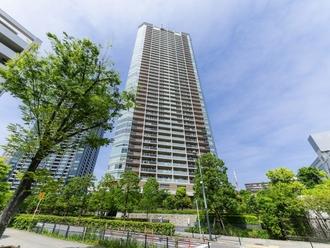 THE TOYOSU TOWERの外観