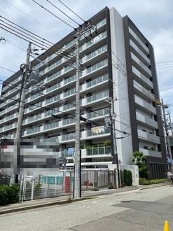 須磨鷹取ブライトハウスの外観