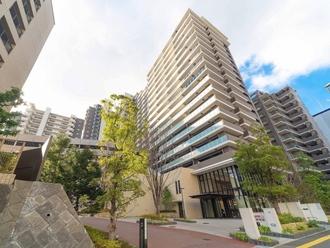ザ・パークハウス桜坂サンリヤンの外観