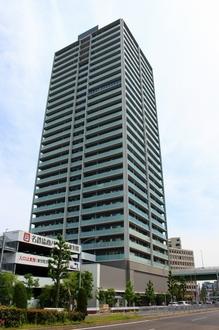 ヴィークタワー名古屋東別院の外観