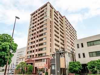エイルマンション博多駅東コンフォートの外観