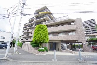 横浜和田町パークホームズの外観