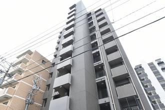プラセシオン名古屋駅の外観