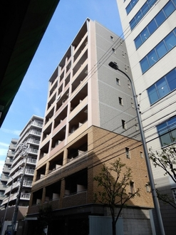 エステムコート梅田東アクアパレスの外観