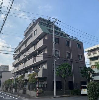 エクメーネ西新井西公園弐番館の外観