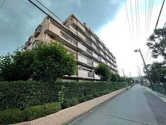 川崎大師南スカイマンションの外観